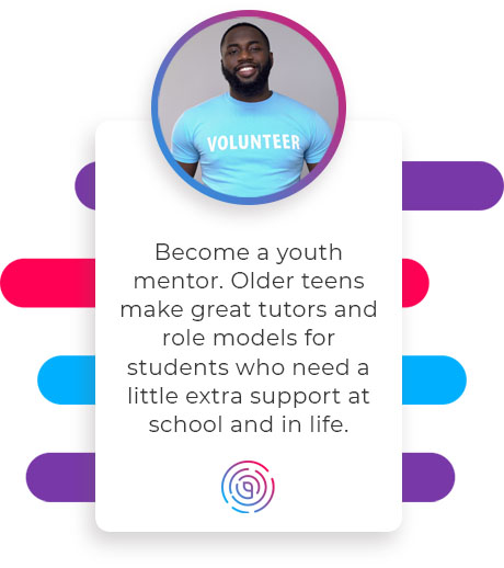 become a youth mentor quote