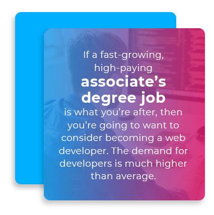 web developer quote