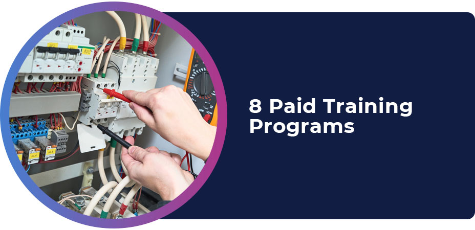 8 Paid Training Programs