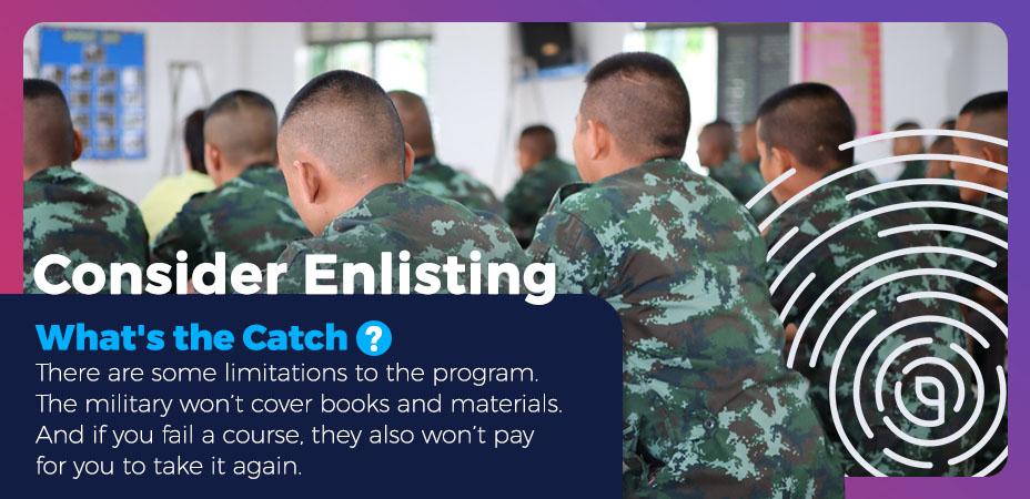 Consider Enlisting