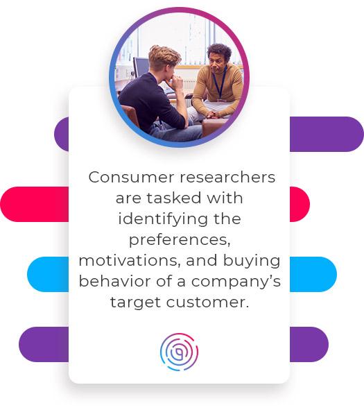 Consumer researchers