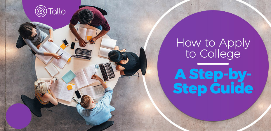 How to Apply to College A Step-by-Step Guide