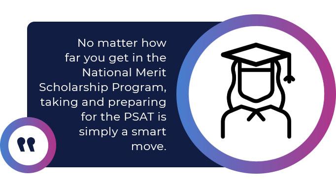 National Merit Scholarship Program quote
