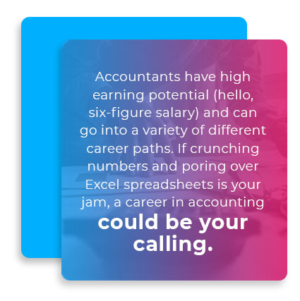 accountant earning potential quote
