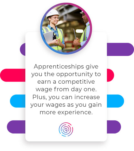 apprenticeship opportunities quote
