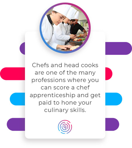 chef apprenticeship quote