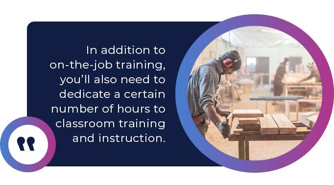 classroom training and instruction