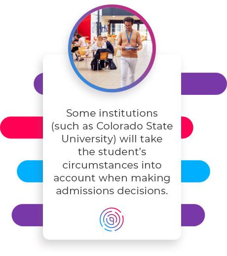 college admission decisions