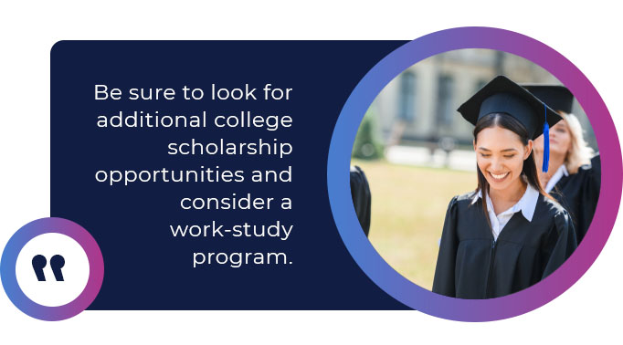 college scholarship opportunities quote