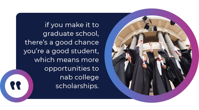 college scholarships quote