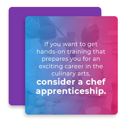 consider chef apprenticeship quote