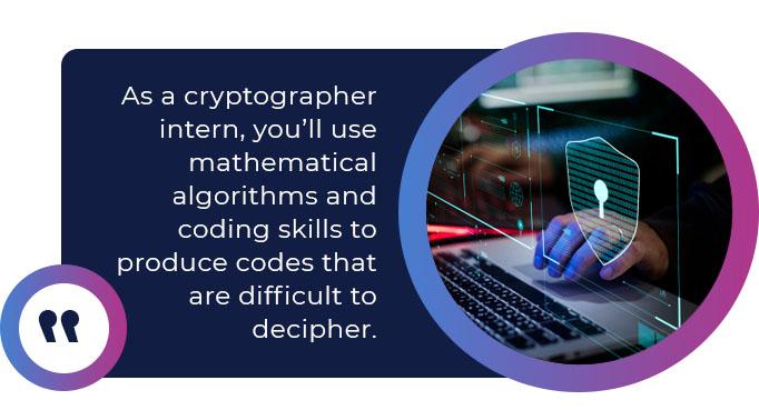 cryptographer code algorithm quote