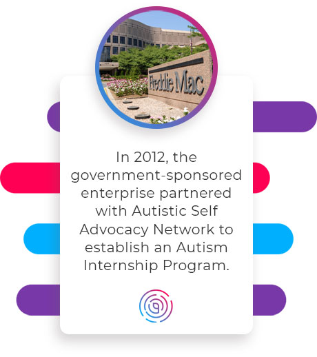 freddie mac autistic advocacy network quote