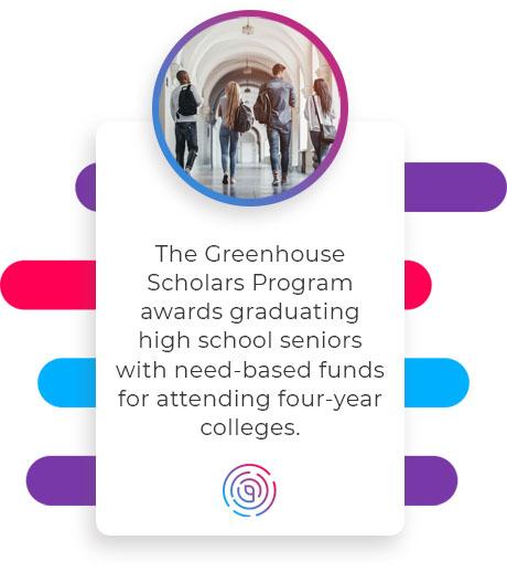greenhouse scholars program quote