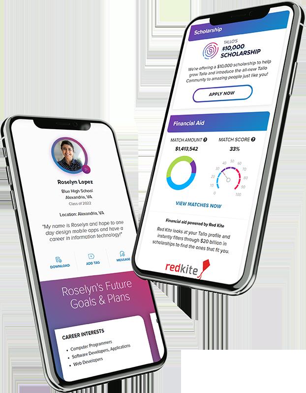 iPhones Talent User Profile Scholarships