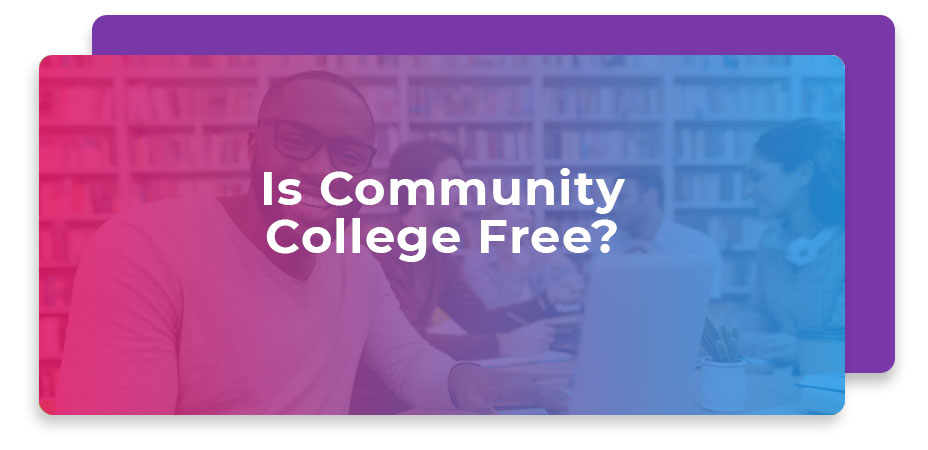 is community college free