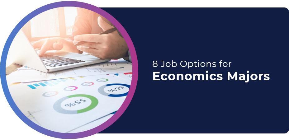 job options economics major