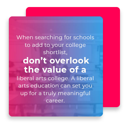 liberal arts college value quote