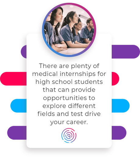 medical internships high school students quote