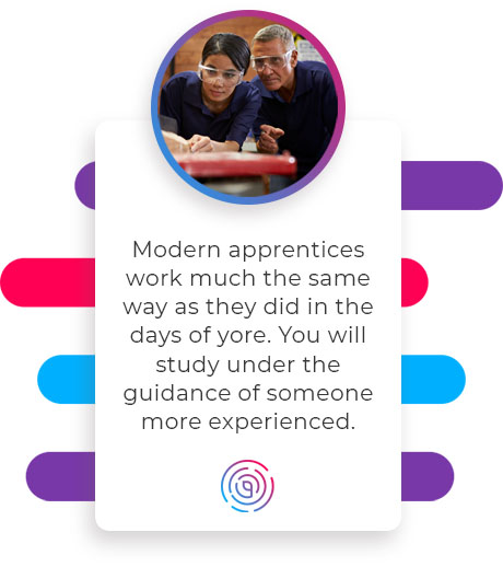 modern apprentices quote