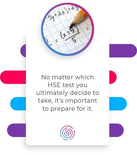prepare hse test quote