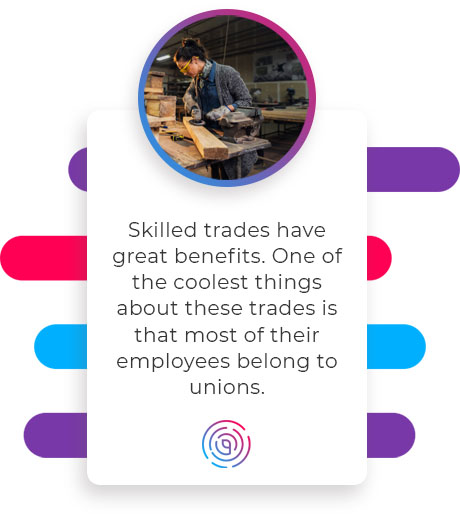 skilled trade benefits quote