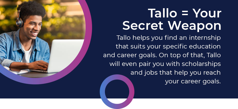 tallo is secret weapon quote