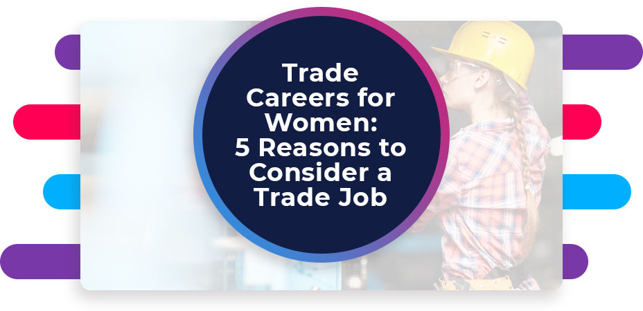 trade careers for women