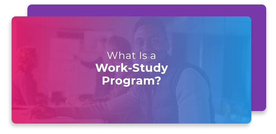 what is a work study program