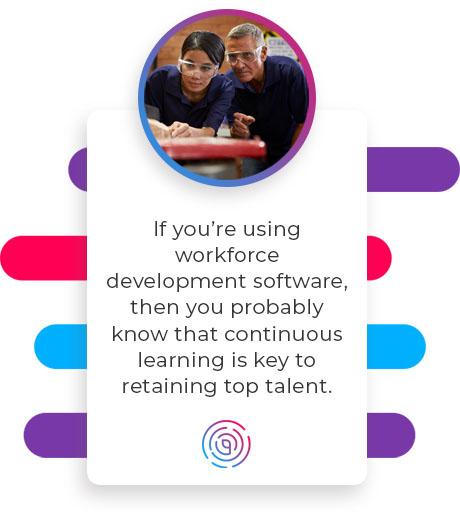 workforce development software